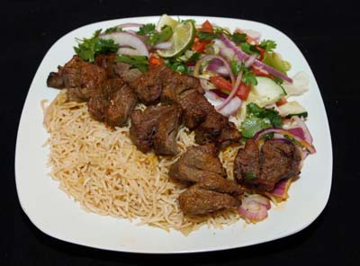 A5 - Beef Kabob