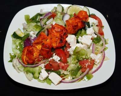 S.1 - Kabob Salad
